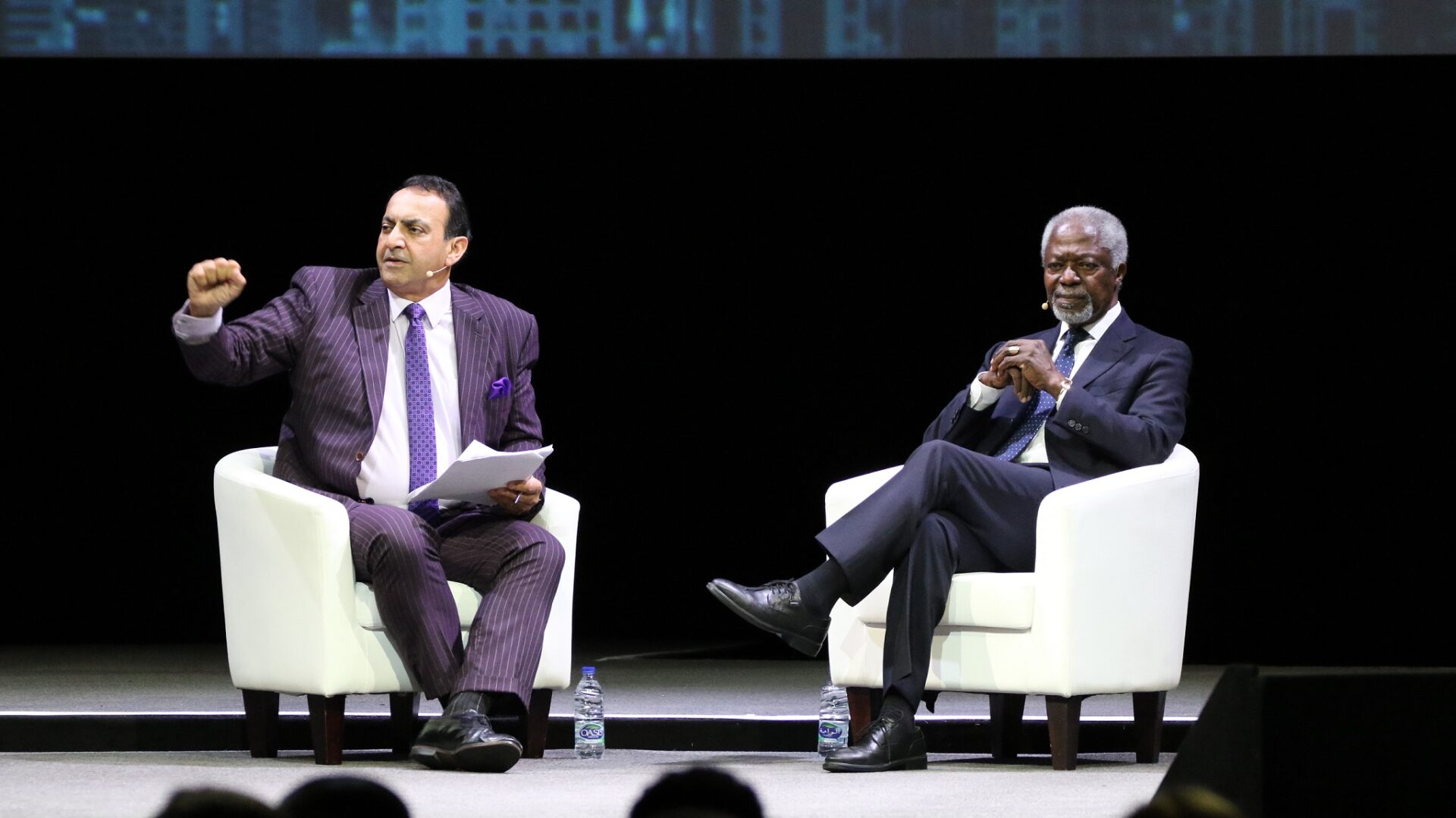 How the Keynote Address is Changing YPO